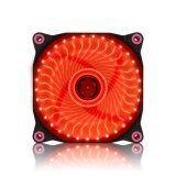 ราคา ราคาถูกที่สุด Tsunami Air Series Al 120 Led Lights Breathing Edition 33X1 Red