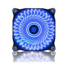 Tsunami Air Series AL-120 LED Lights Silent Edition 33X1 BLUE