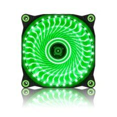 Tsunami Air Series AL-120 LED Lights Silent Edition 33X1 GREEN