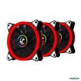 ราคา Tsunami Double Riing Series Dual Rim Led Series 12 Cm Fan X3 ใหม่
