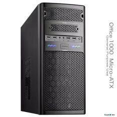 Tsunami Office 1000 General Purpose Micro-ATX PC CASE(4*USB2.0) KW