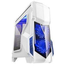 Tsunami Pro Hero K1 Series Usb 3 Gaming Case With 15 Pcs Led 12 Cm Fan X 4 Wb เป็นต้นฉบับ