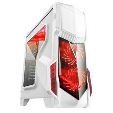 Tsunami Pro Hero K1 Series USB 3.0 Gaming Case (with 15 PCS LED 12 CM Fan X 4)  WR