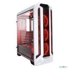 ซื้อ Tsunami Pro Hero K2 Series Full View Tempered Glass Panel With 33 Pcs Led 12 Cm Fan X 3 Wr กรุงเทพมหานคร
