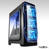 โปรโมชั่น Tsunami X Storm Usb 3 Gaming Case With Led 12 Cm Fan X 3 Kb