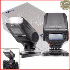 แฟลช TTL Sony mirrorless meike Mk320 For Sony แฟลช sony Flash กล้อง Sony