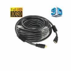 ขาย สาย Tv Hdmi 15 เมตร สายถักรุ่น Hdmi 15M Cable 3D Full Hd 1080P ราคาถูกที่สุด
