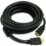 ซื้อ สาย Tv Hdmi 5 เมตร สายถักรุ่น Hdmi 5M Cable 3D Full Hd 1080P ออนไลน์