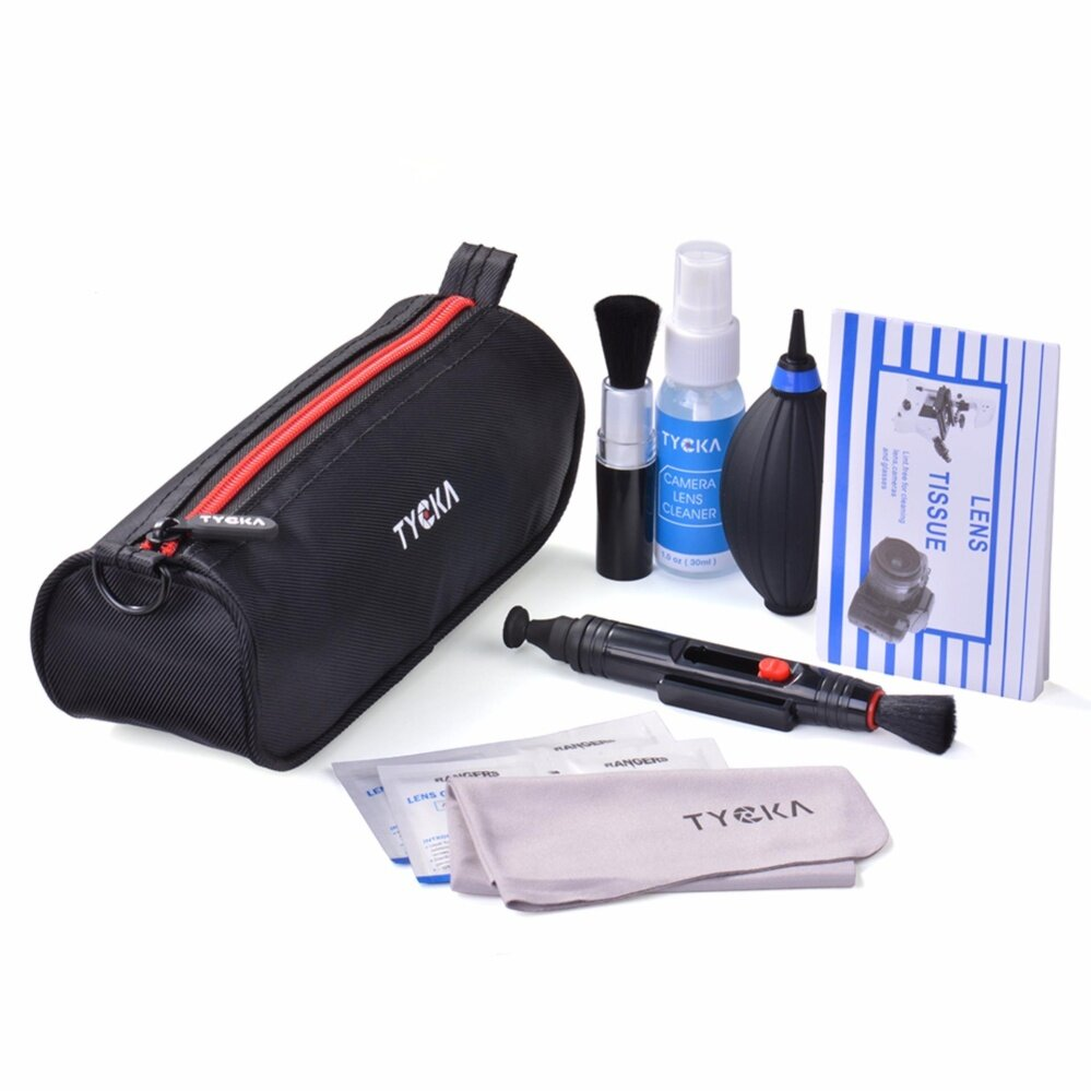 Tycka Camera Lens Cleaning Kit (with waterproof bag)