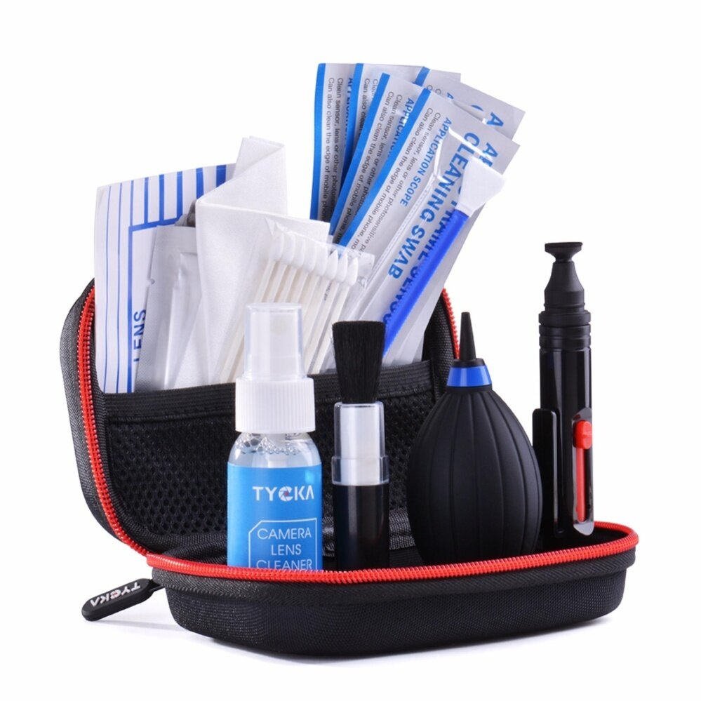 Tycka Professional Camera Lens Cleaning Kit (with waterproof case) - intl