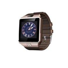 ขาย U Watch นาฬิกาโทรศัพท์ Smart Watch รุ่น Dz09 Phone Watch Gold