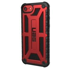 UAG Monarch Case for iPhone 8/7/6S  - Red