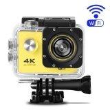 โปรโมชั่น Ubest Sj60 Waterproof 4K Wifi Hd 1080P Ultra Sports Action Camera Dvr Cam Camcorder Intl Unbranded Generic