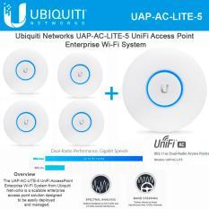 Ubiquiti Unifi Ap Ac Lite 5 White ใน กรุงเทพมหานคร