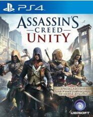 Ubisoft  PS4 Assassin's Creed Unity (Z3)