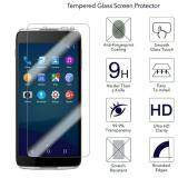 ทบทวน Ueokeird 9H Hd Clear Tempered Glass Screen Protector Film For Alcatel One Touch Idol 4 Intl