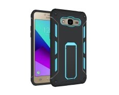 ราคา Ueokeird Heavy Duty Soft Tpu Hard Pc Rugged Dual Layer Case Cover With Kickstand For Samsung Galaxy J2 Prime Intl Ueokeird สมุทรปราการ