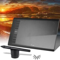 ขาย Ugee M708 Ultra Thin Draw Digital Graphics Drawing Painting Tablet Pad 10 6 Active Area 2048 Level Pressure Sensitivity Intl ถูก จีน