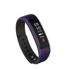 ขาย Uhoofit W810 บลูทูธ Smartwatches บลูทูธสมาร์ทสายรัดข้อมือนอนเครื่องติดตามนาฬิกาปลุก Passometer สายรัดข้อมือกีฬาสร้อยข้อมือฟิตเนส Uhoofit ออนไลน์