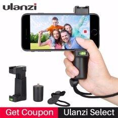 Ulanzi Smartphone Filmmaker Grip Professional Video Rig Adjustable Phone Tripod Stand Vlogging Accessories Videomaker Film Maker Videographer Intl ใหม่ล่าสุด