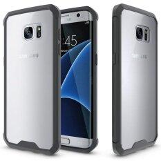 ขาย เกราะป้องกันอัลตร้าโซลีนเชลล์ป้องกันรอยขีดข่วนช็อก การดูดซับฝาหลังชัดเจนสำหรับ Samsung Galaxy S7 ขอบ G9350 นานาชาติ ถูก ฮ่องกง