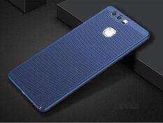 ขาย Ultra Slim Full Body Mesh Design Hard Pc Heat Dissipation Shockproof Protective Case Cover For Huawei P9 Intl เป็นต้นฉบับ