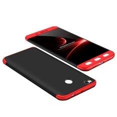 ราคา เคสบางเฉียบ 3 ใน 1 ป้องกันโลหะยากพีซีแบบกันกระแทกสำหรับ Xiaomi Redmi 4X นานาชาติ ใหม่