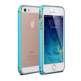 ขาย Ultra Thin Aluminum Metal Bumper Case Cover For Apple Iphone 5 5S Se Blue ใน จีน