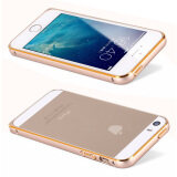 ขาย ซื้อ Ultra Thin Aluminum Metal Bumper Case Cover For Apple Iphone 5 5S Se Gold จีน