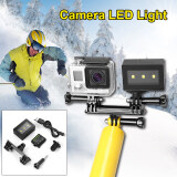 ส่วนลด Underwater Waterproof Camera Spot Light Led Mount Set Kit For Gopro Hero 4 Os761 Intl Thailand