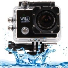 Underwater Waterproof Housing Protective Case Kits For Sjcam Sj6000 / Sj6000 Wifi - Intl.