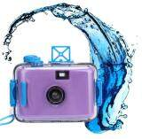 ส่วนลด Underwater Waterproof Mini 35Mm Film Camera Purple Intl