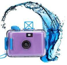 ซื้อ Underwater Waterproof Mini 35Mm Film Camera Purple Intl จีน