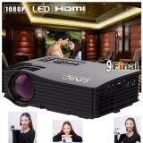 ส่วนลด Unic Uc36 By 9Final Mini Portable Led Projector โปรเจคเตอร์ Full Color 1080P Home Cinema Hdmi Av Usb Unic ใน ไทย