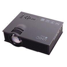 ราคา Unic Uc46 1200Lum 1080P Hd 800 480 Wifi Projector Black เป็นต้นฉบับ