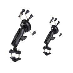 ทบทวน Universal Bike Bicycle Motorcycle Mtb Bike Phone Holder Adjustable Rail Mount X Grip Phone Holder 95Mm Intl Unbranded Generic