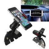 Universal Car Cd Mount Slot Cellphone Holder For Iphone 5 5S S5 4 Note 3 Gps Intl เป็นต้นฉบับ