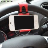 Universal Car Steering Wheel Mobile Car Phone Holder Stand Intl Might Sight ถูก ใน จีน