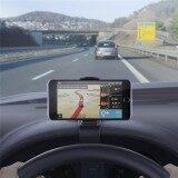 ราคา Universal Simulation Hud Design Car Phone Holder Clip Dashboard Adjustable For Iphone 5 6 7 8 X Plus Stand Mobile Phone Holder For Galaxy Note8 S8 S7 Intl Xumu