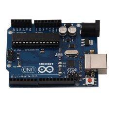 ทบทวน Uno R3 Atmega328P Atmega16U2 Board For Arduino Compatible Usb Cable Intl