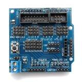 ขาย Uno R3 Sensor Shield V5 Expansion Board For Arduino X เป็นต้นฉบับ