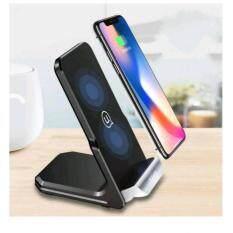 ซื้อ Usams เครื่องชาร์จไร้สาย Wireless Charger สำหรับ Iphone 8 Iphone X Samsung S6 S7 S8 Galaxy Note7 Note8 9V 10W Pad Zino Series Cd28 ถูก ใน Thailand