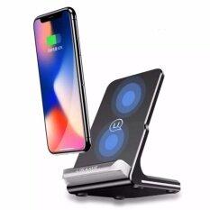 ราคา Usams ไวเลส ชาร์จ Wireless Fast Charging Pad Zino Series ใน กรุงเทพมหานคร