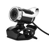 ทบทวน ที่สุด Usb 12 Mega Pixel Hd Camera Web Cam 360 Mic Clip On For Skype Computer Intl