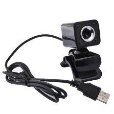 ส่วนลด Usb 2 1080P 12แผ่นพิกเซล 4 กล้องเว็บแคมเว็บแคมความละเอียดสูงไมค์สำหรับคอมพิวเตอร์ทั้งหมด สีดำ Intl จีน