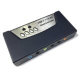 ขาย Usb 2 Sound Card 7 1แท้ With Spdif In Out Optical Port ออนไลน์
