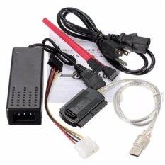 Usb 2 To Ide Sata S Ata 2 5 3 5 Hd Hdd Hard Drive Adapter Converter Cable ใน กรุงเทพมหานคร
