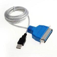 ราคา Usb 2 To Parallel Ieee 1284 36 Pin Cable 1 5M For Printer Scanner Intl ออนไลน์ กรุงเทพมหานคร