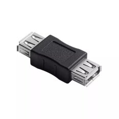 Usb 2.0 Type A Female To A Female Coupler Adapter Connector F/f Converter - Intl  .