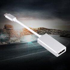 ความคิดเห็น Usb 3 1 Type C Male To Displayport Dp Female 4K Hdtv Digital Converter Adapter Cable Intl
